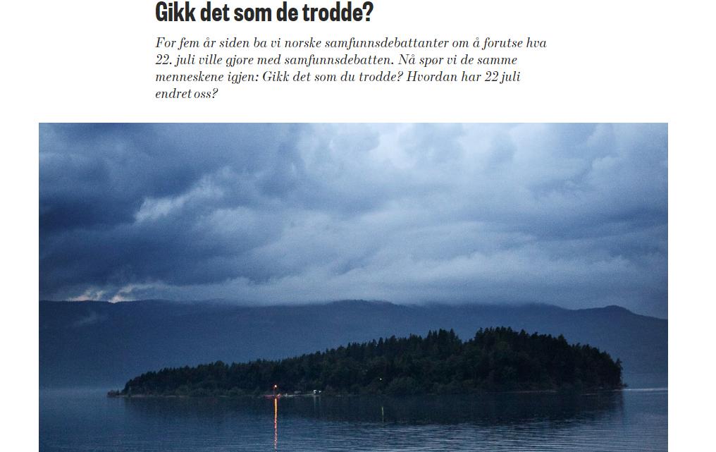 Dagens Morgenbladet