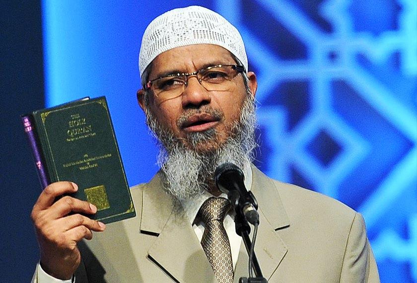 Zakir Naik har spredd sitt totalitære budskap til hundrevis av millioner.