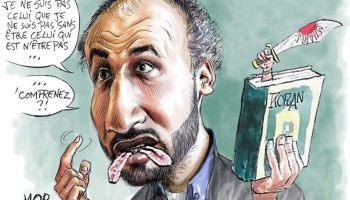 Tariq Ramadan, Europas dyktigste utøver av dobbeltprat?