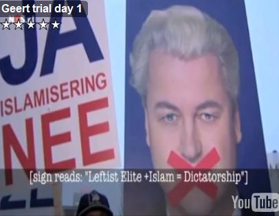 Wilders har tidligere blitt trukket for retten for sine uttalelser om islam.