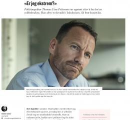Morgenbladet vet hvem de ekstreme er