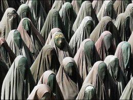 Fremskritt: Burka som uniform i politiet