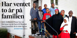 Norge tillater innvandring ved flerkoneri