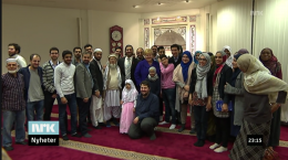 Islam vokser uhyre raskt i Norge, men Erna er ikke bekymret