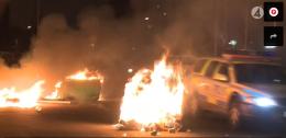 Sverige brenner