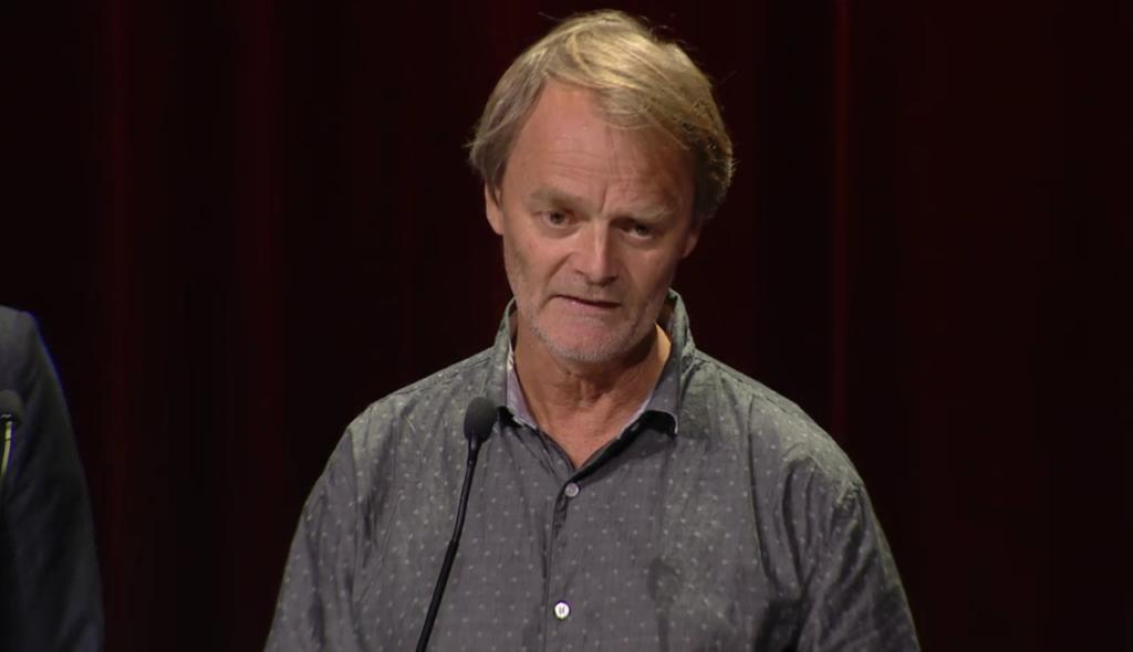 Knut Røed.