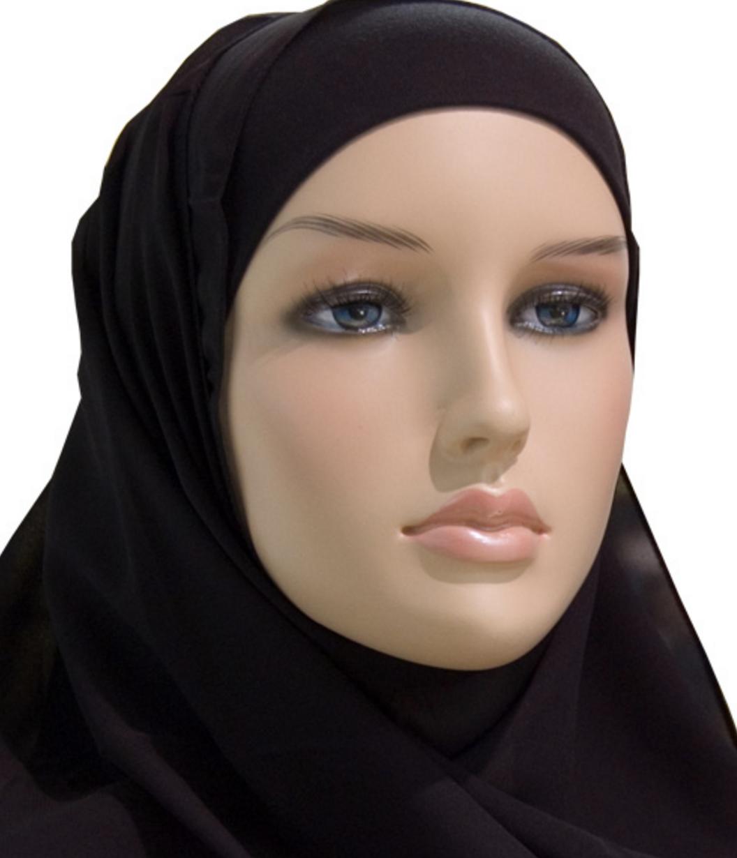 Kanskje Forsvaret ville akseptert denne hijaben?