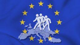 Krangel om fordeling av migranter i EU