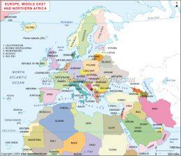 Fejlslagne stater i Europas nærhed har én ting til fælles