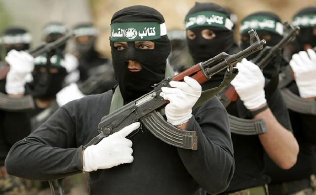 Terrorgruppen Hamas springer ut av Brorskapet.