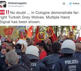Fascisme åpenbarer seg i Drammen?