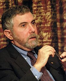 Paul Krugman. Foto: Wikipedia.