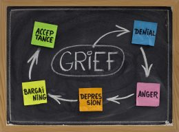 Gad vite når vi kan forvente at medienes sorgfase fem inntrer?