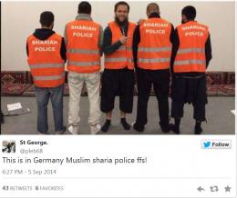 Tyskland: Ja til at sharia påtvinges folk på gatene