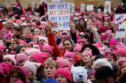 Det første Trump gjorde storartet igjen er kvinnebevegelsen