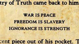 Ordkrigen mot folket