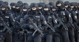 Den «religiøse» europeiske hæren tar over?