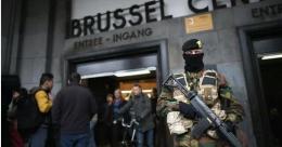 Flyplassen i Brussel: En terrormistenkt arresteres daglig