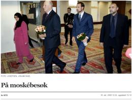 Norge islamiseres. Brorskapet har slått dype røtter