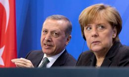Erdogan: Tyrkere i Europa bør få fem barn