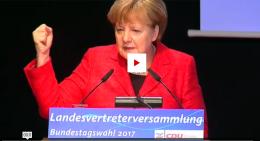 Merkel fortsetter på samme kurs