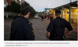 Tør ikke bygge politistasjon i Rinkeby
