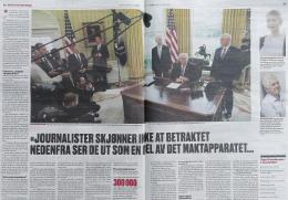 Selvransakelse i pressen