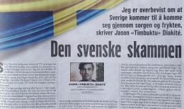 Den svenske skammen