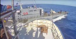 500 migranter stoppet av libysk kystvakt, NGO raser