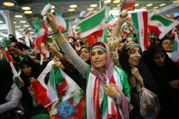 2017 og valget i Iran