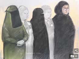 Historisk: Tre kvinner tiltalt for planlagt terror