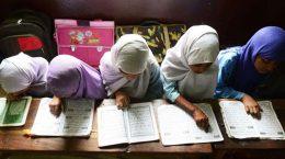 Danske piger og raske drenge går ikke i koranskole