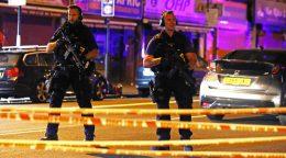 Terrorangrep på kjent moskè i London