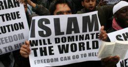 Tusenvis av voldelige islamister bosatt i Sverige