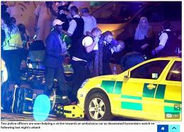 Rekordmange terrormistenkte pågrepet