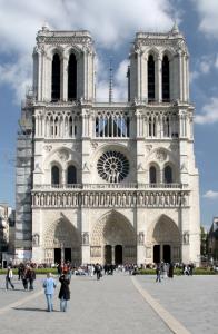 Notre Dame – og London igjen
