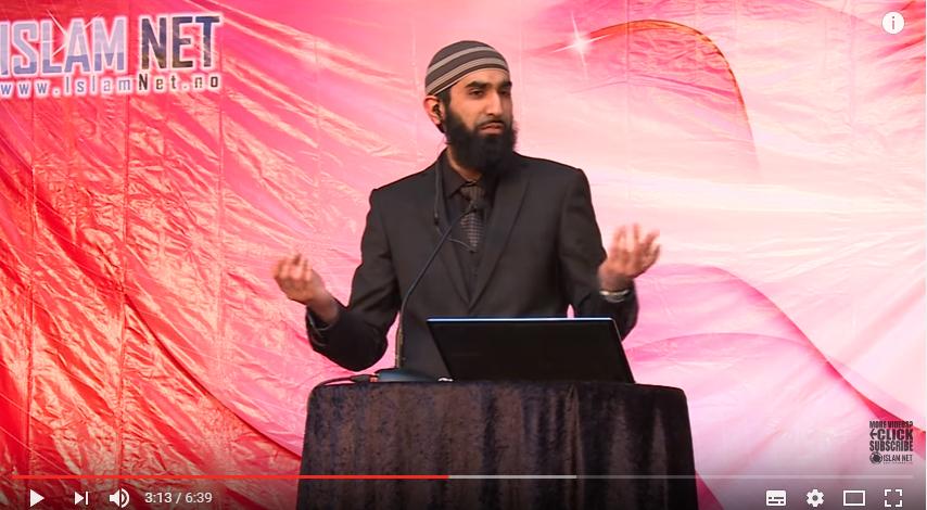 -Vennen til Islam Net i Norge nektes innreise til Danmark