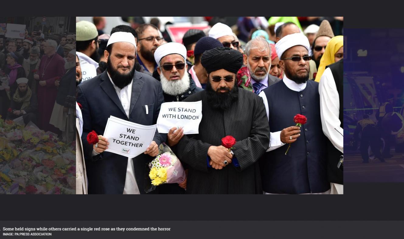 Imamer: Er de mot vold og terror?
