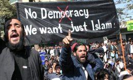 Mer islam = mer terror. Mindre islam = mindre terror