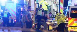 Nok et terrorangrep i London: Minst 7 drept og over 40 skadet