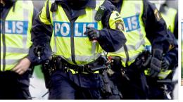 Svensk politi knivangrepet ved Medborgarplatsen