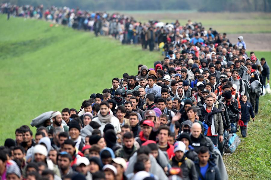 150-200 millioner afrikanske innvandrere innen 30 år?