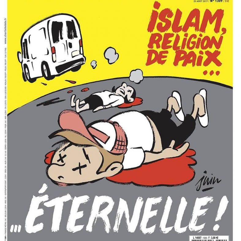 Ekstremt farlig å antyde at islam ikke er fredens religion…?