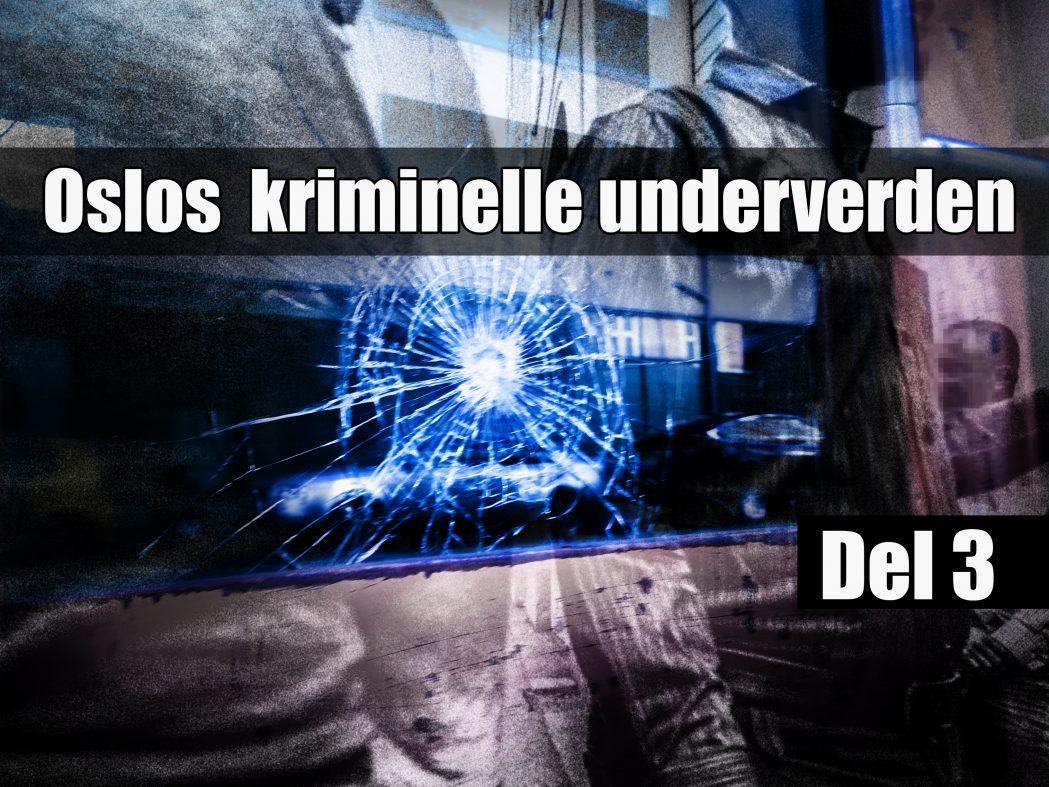 Kriminelle utlendinger i Norge