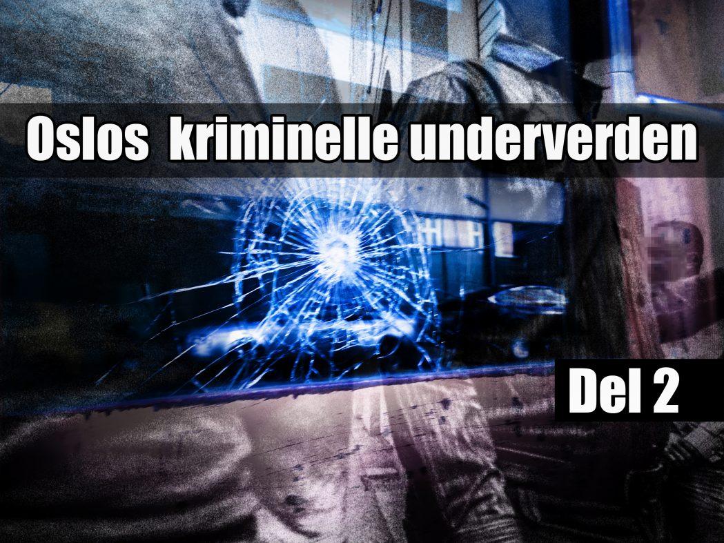 Politiet vitne til overlevering av skytevåpen på Tøyen