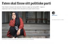 NRK vil islamisere oss