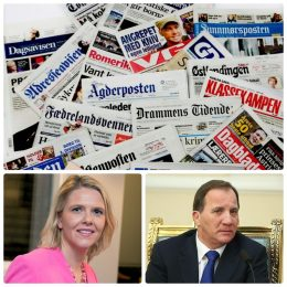 Sverige: En politisk ledelse med en bruktbilforhandlers troverdighet