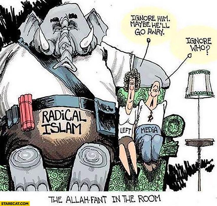 Den riktige måten å kritisere islam på, er alltid en annen måte