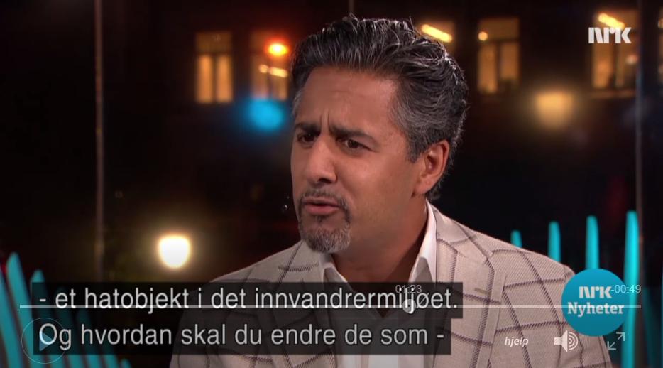 Politiker Frekk med nytt vrengebilde: -Sylvi et hatobjekt