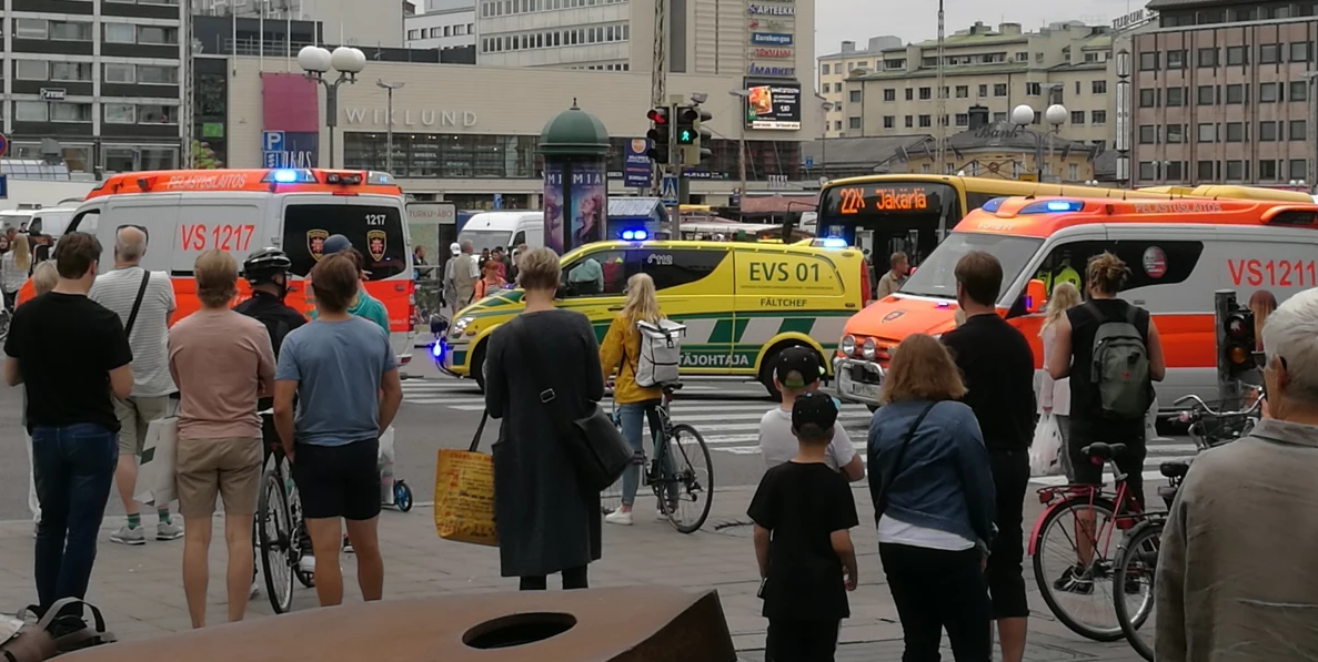 Terrorangrep i Finland?